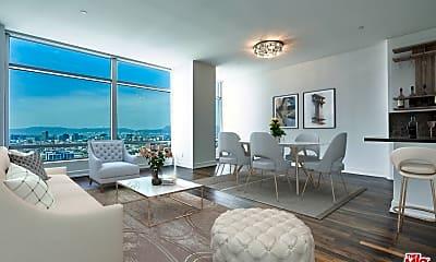 Living Room, 900 W Olympic Blvd 34H, 0