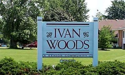 Community Signage, Ivan Woods, 0