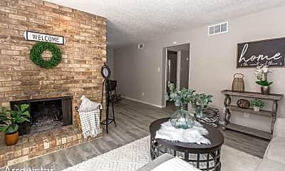 Living Room, 5208 11th Street, 2