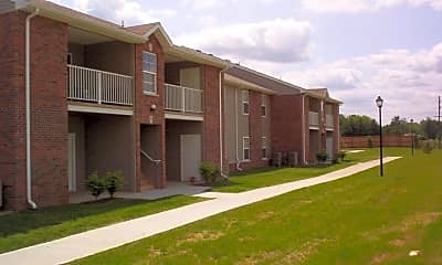 Building, Pioneer Creek Apartments, 0