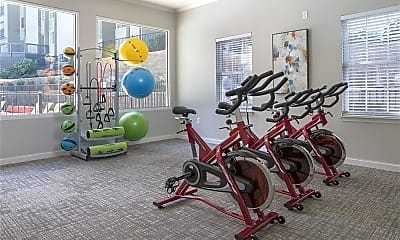 Fitness Weight Room, 5555 Roswell Rd 2/2, 2
