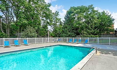 Pool, Oaks of River Bend, The, 1