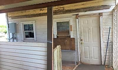 Patio / Deck, 1409 Cottonwood St A, 1