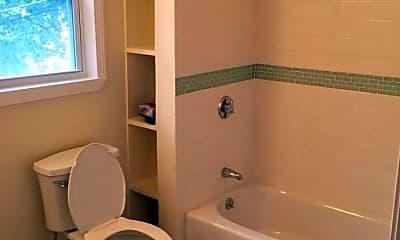 Bathroom, 18 Cuba St, 0