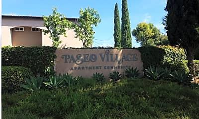 Paseo Village, 1