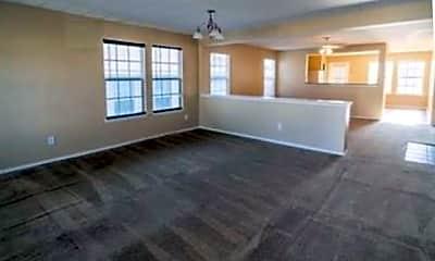 Living Room, 6136 Balcony Ln, 2