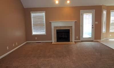 Living Room, 1452 Cedar Springs Circle, 1