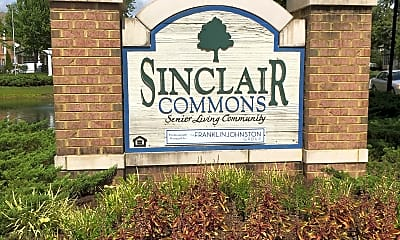 Sinclair Commons, 1