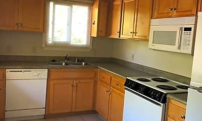 Kitchen, 1017 Ivy St, 1