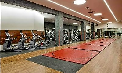 Fitness Weight Room, 400 W 64th St, 2