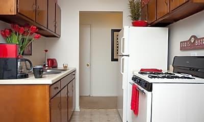 Kitchen, Hinsdale Lake Terrace, 1
