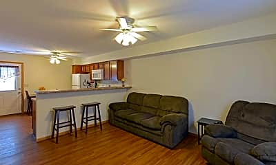 Living Room, Fairdale Commons, 1
