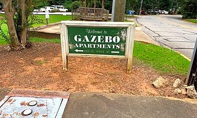 Gazebo Apartments, 1