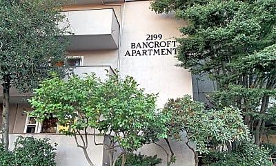 Bancroft Apartments, 1