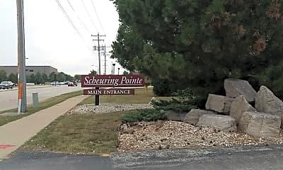 Scheuring Pointe Apartments, 1