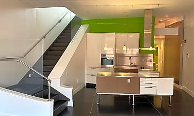 Kitchen, 1661 1/2 Wisconsin Ave NW, 1