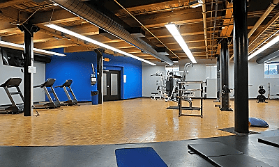 Fitness Weight Room, 120 Water St, 2