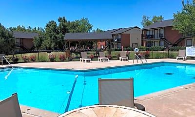 Pool, Whitehorse Apartments, 0