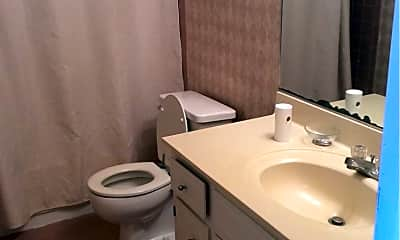 Bathroom, 2519 Carriage Creek, 2