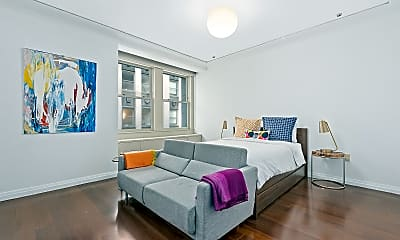 Bedroom, 55 Wall St 814, 0