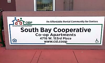South Bay-Co-Op, 1