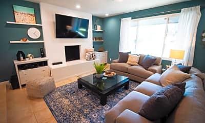 Living Room, 8332 E Stella Ln, 1