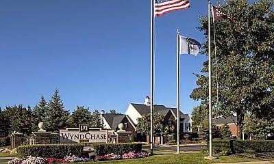 Community Signage, Wyndchase, 0
