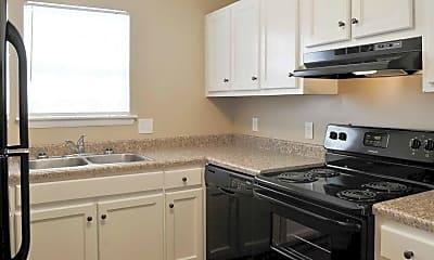 Kitchen, Waverly Pointe, 1