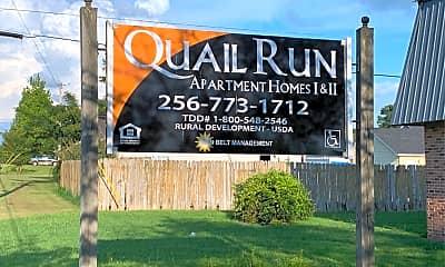 Quail Run Apartment, 1