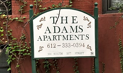 The Adams, 1