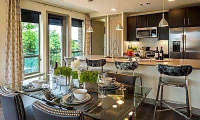 Kitchen, Alexan CityCentre, 0
