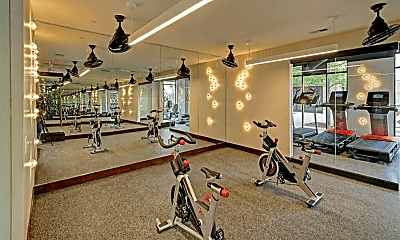 Fitness Weight Room, 1950 Howell Mill Rd NW, 2
