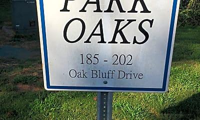 Park Oaks Duplex Community, 1