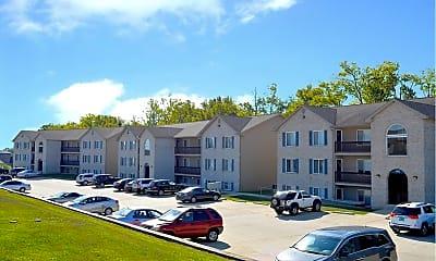 Building, Applegate Apartments, 0