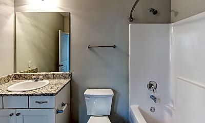 Bathroom, Fountains at Kelly Mill Townhomes, 2