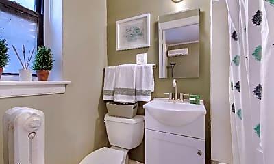 Bathroom, 666 Central Ave, 2