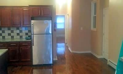 Kitchen, 1337 Clay Ave, 1