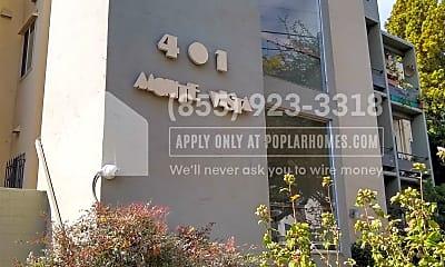 Community Signage, 401 Monte Vista Ave, 1