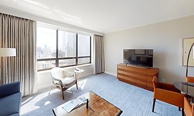 Living Room, 160 E Pearson St, 1
