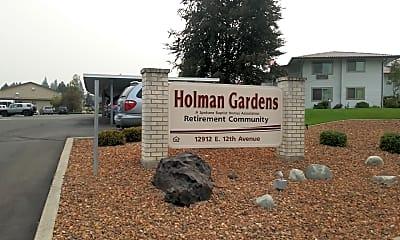 Holman Gardens, 1