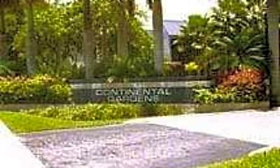 Continental Gardens, 2