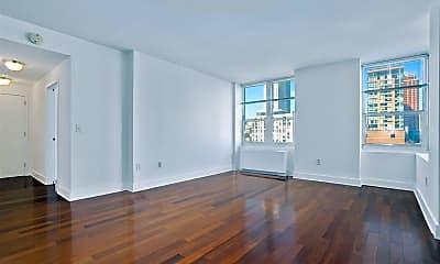 Living Room, 88 Morgan St 1501, 0