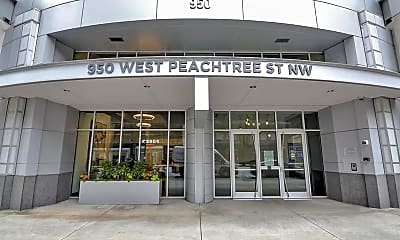 950 W Peachtree St NW 1710, 0