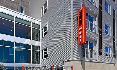 Building, 306 West Apartments, 2