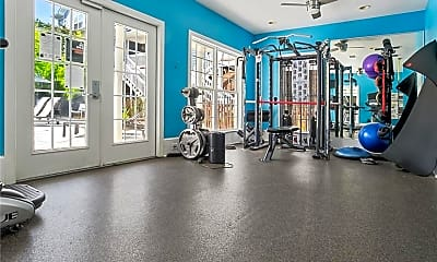Fitness Weight Room, 243 Carlyle Park Dr, 2