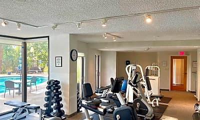 Fitness Weight Room, 1101 S Arlington Ridge Rd 1017, 2
