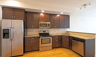 Kitchen, 1256 S 20th St B, 1