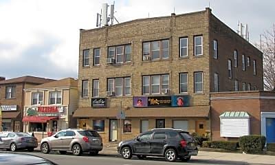 Building, 549 Washington Ave, 1