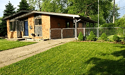 Building, 3405 Greenway Ave, 1