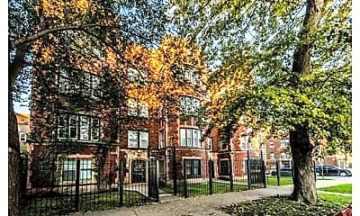 Building, 8200 S. Ingleside Avenue, 0